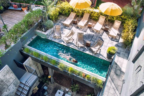 Barcelona en 10 TERRAZAS (y piscinas)ÚNICAS